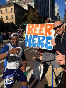 NYC Marathon 2018