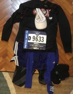 NYC Half Marathon Outfit