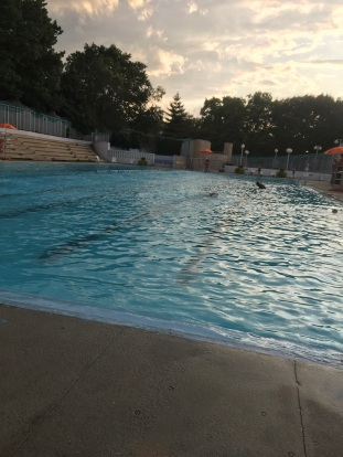 Marcus Garvey Park Pool