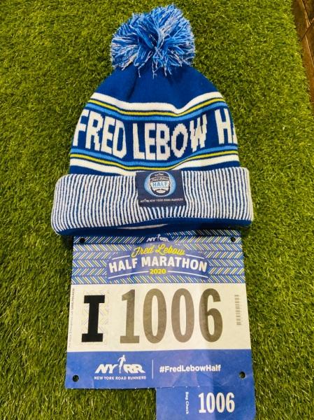 fred lebow half marathon