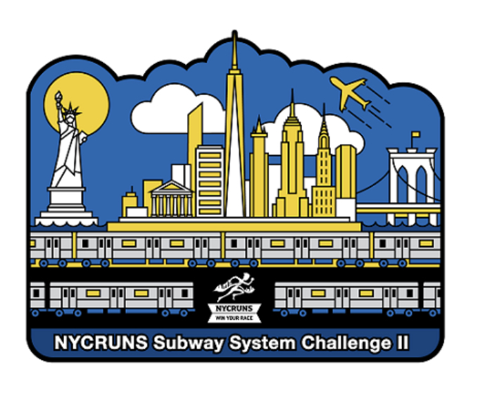 NYC Runs Subway Challenge