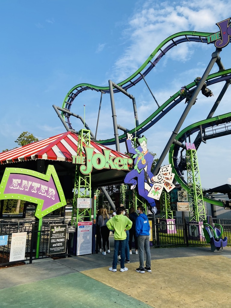 Six Flags Great Adventure, The Joker
