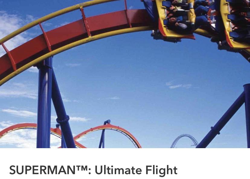 Six Flags Great Adventure, Superman
