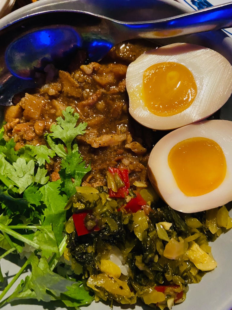 Lo Ba Beng - Dish from 886 in the East Village in NYC.